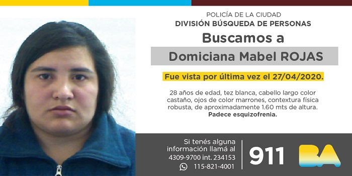 BUSCAN A MABEL