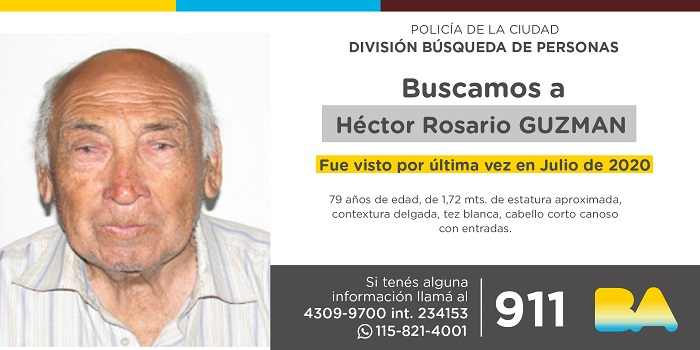BUSCAN A HECTOR