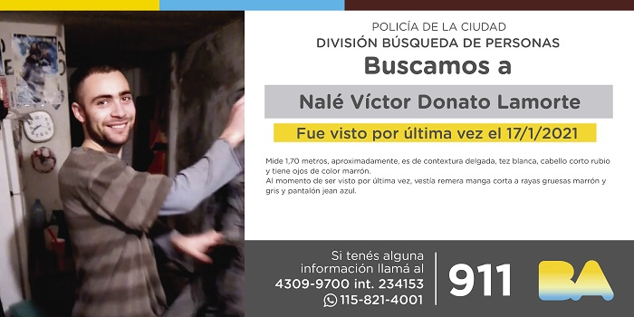 BUSCAN A NALE